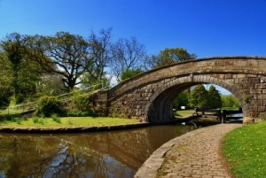 Glasson Branch on the Lancaster Canal