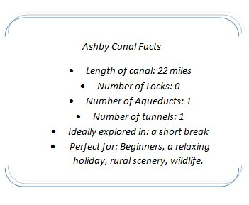 ashby-canal-facts