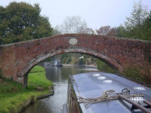 Trent & Mersey Canal boat holiday
