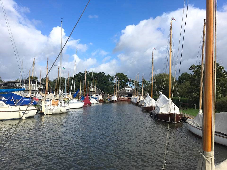 Yacht Station at Ludham