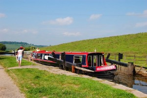 Views of Greenberfield on the Leeds & Liverpool Canal
