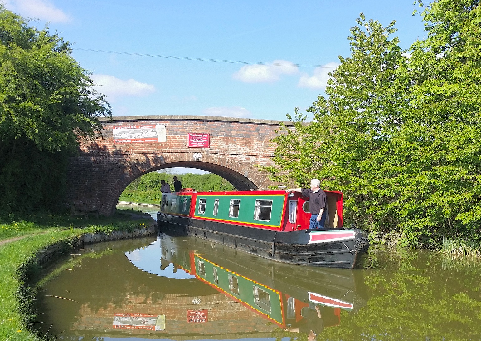 New boat Midland Mallard from Market Bosworth