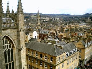 Bath City Views