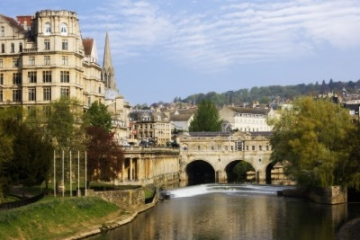 Historic Views of Bath
