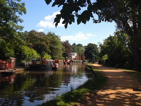 This is The River Wey