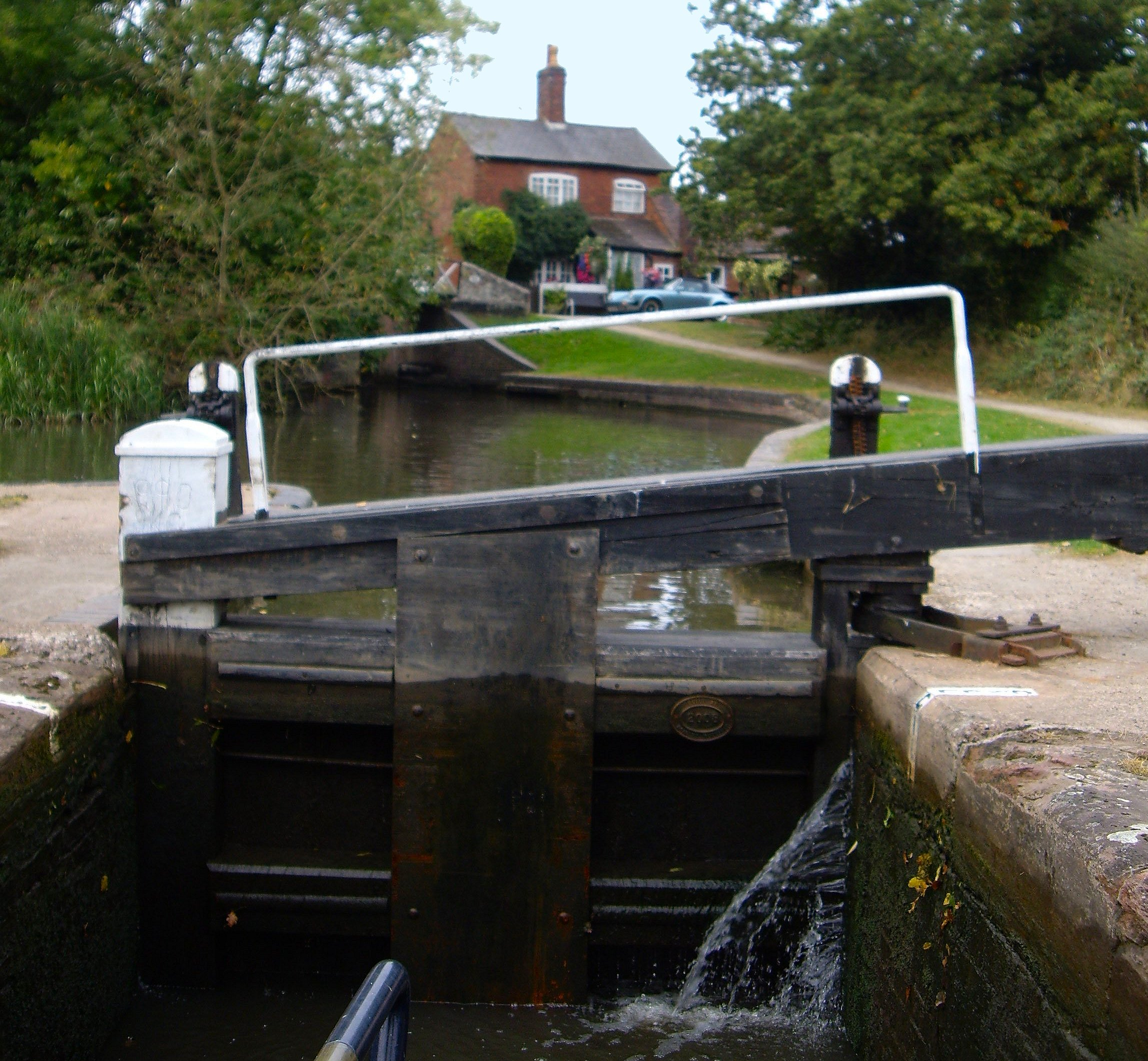 Lapworth Lock