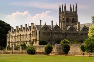 Magnificent Architecture - Oxford University