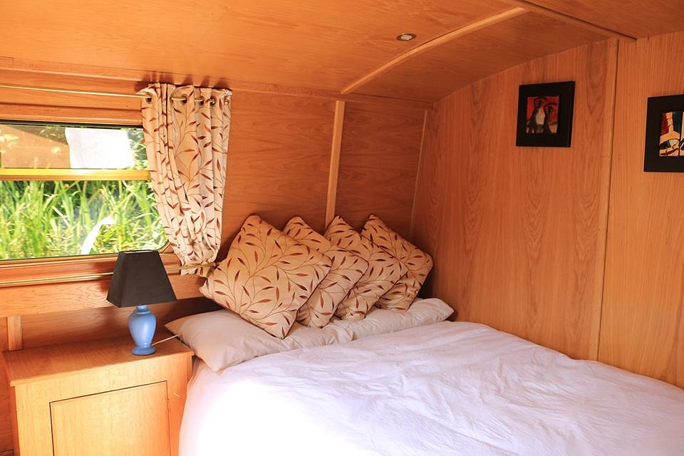 Pendragon Double Cabin