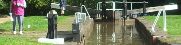 Preparing Stanthorne Lock