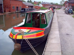 Canal Boat Hire at Braunston