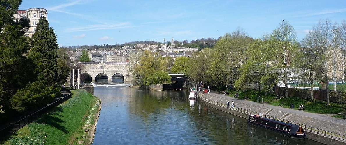Bath canal boat hire