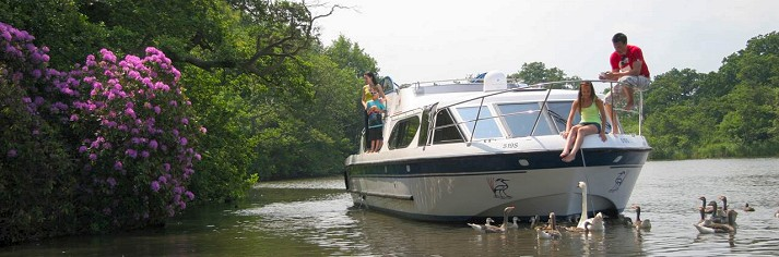 All Inclusive Boating on the Norfolk Broads
