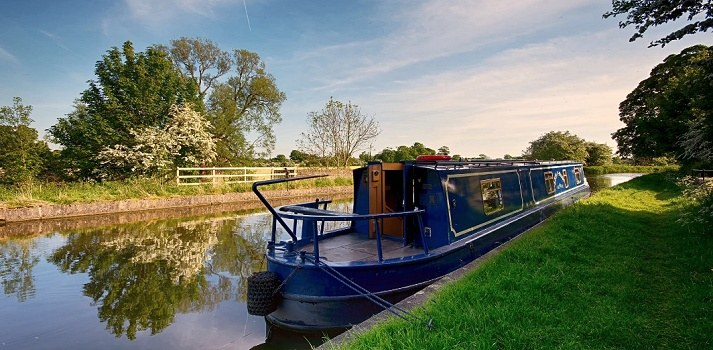 UK Narrowboat holiday