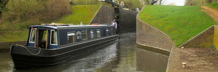 Kennet & Avon barge holidays