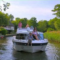 All inclusive boating holidays on the Norfolk Broads at Horning