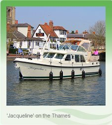 Thames Cruiser Hire