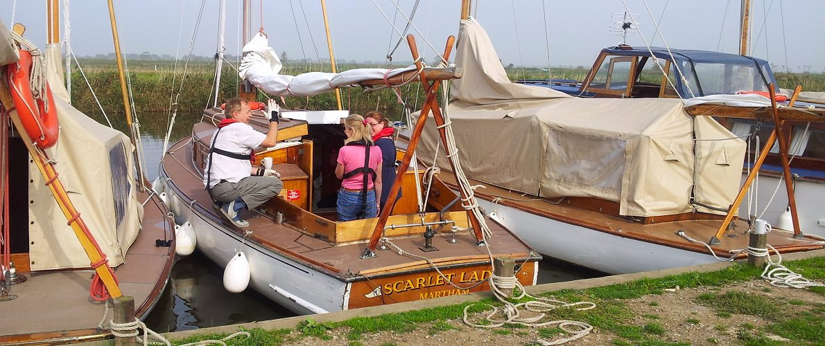 Sailing tuition