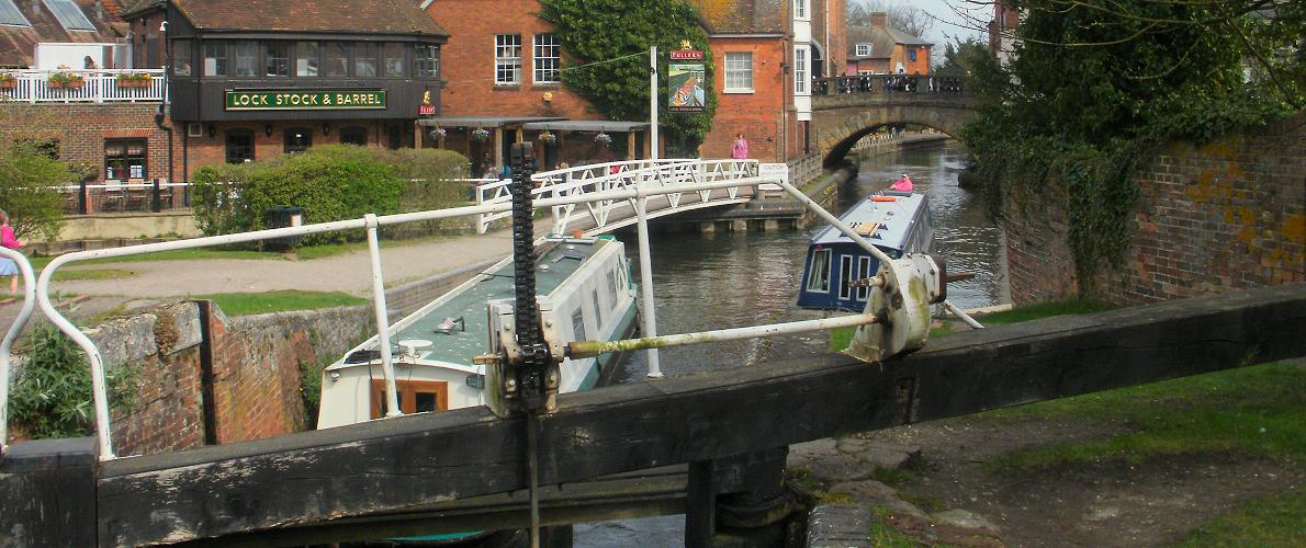 Kennet & Avon Canal - Narrowboat Hire