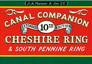 Pearsons Canal Companion: Cheshire Ring