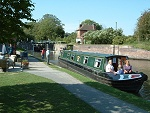 Boating Holidays on the Grand Union Canal