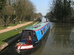 Take a boating holiday on the Grand Union Canal