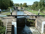 Take a hire boat holiday through the Hatton locks on the Grand Union Canal