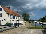Pleasure Boat Inn at Hickling Broads, Norfolk Broads