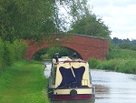 Narrowboating holiday on the Oxford Canal