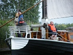 Sailing Wherry