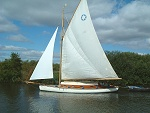 Traditional Sailing Yacht