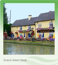 Pubs along the North Oxford Canal