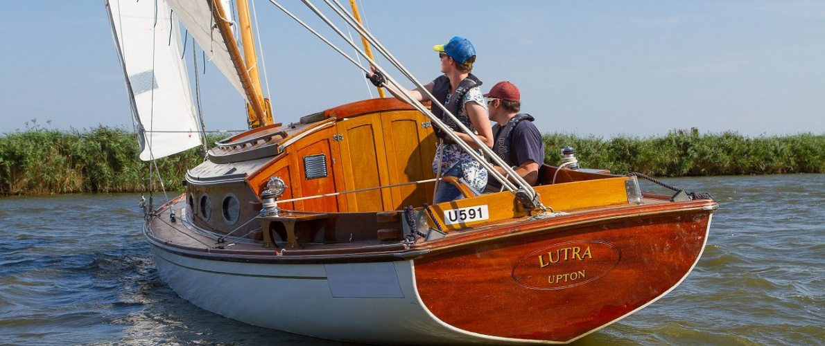 Upton sailing yacht tuition