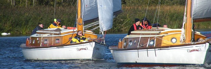 Norfolk Broads Sailing Holidays